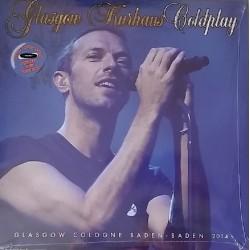 Coldplay – Glasgow Kurhaus (Cologne Baden-Baden) 2014 - LP Vinyl - Coloured Blue