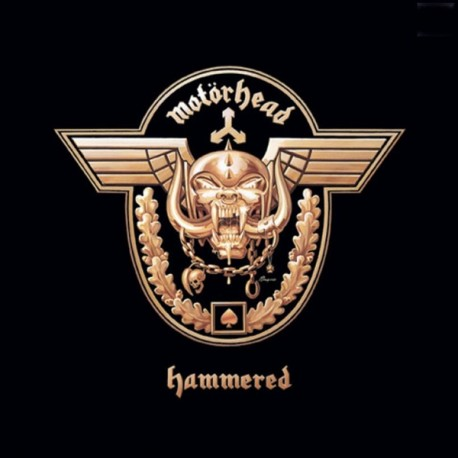Motörhead ‎– Hammered - LP Vinyl - Coloured Green
