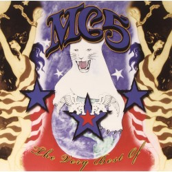 MC5 ‎– The Very Best Of - LP Vinyl  - Compilation - Limited Edition