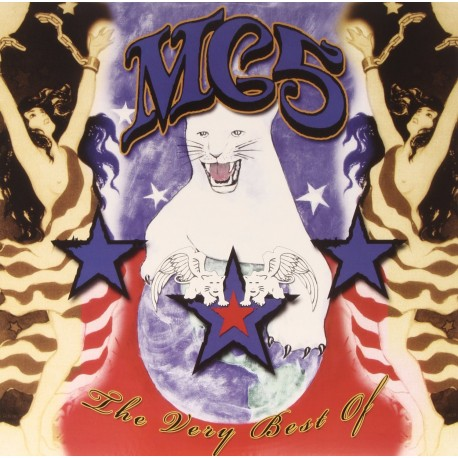 MC5 – The Very Best Of - LP Vinyl - Compilation - Limited Edition