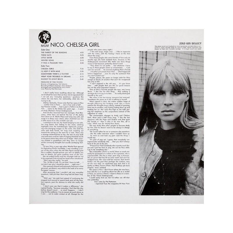 Lp Vinyl 10 Tracks 2013 Pressage Uk Label Mgm Records
