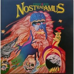 First Aid – Nostradamus - LP Vinyl - Gatefold