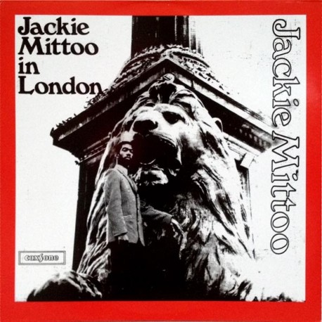 Jackie Mittoo – In London - LP Vinyl