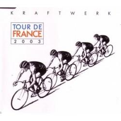 Kraftwerk – Tour De France 2003 - CD Maxi Single Australia