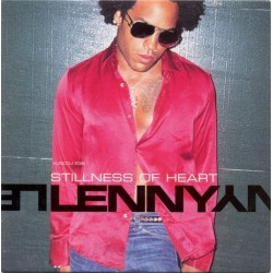 Lenny Kravitz ‎– Stillness Of Heart - CD Single Promo