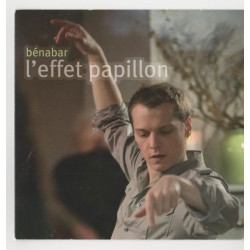 Bénabar - L'Effet Papillon -  CD Single Promo 1 Track