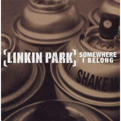 Linkin Park ‎– Somewhere I Belong - CD Single