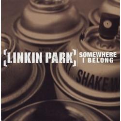 Linkin Park – Somewhere I Belong - CD Single