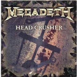 Megadeth – Head Crusher - CD Single Promo