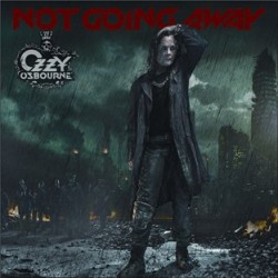 Ozzy Osbourne ‎– Not Going Away - CD Maxi Single Promo