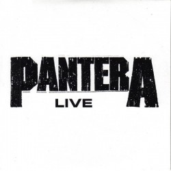 Pantera ‎– Live - CD Single Promo Sampler