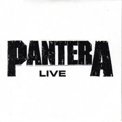 Pantera – Live - CD Single Promo Sampler