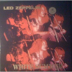 Led Zeppelin ‎– White Summer- LP Vinyl