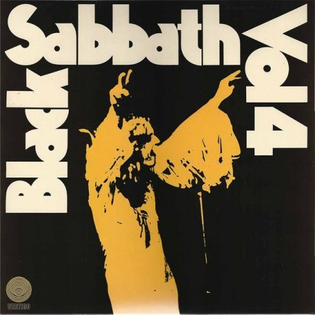 Black Sabbath – Black Sabbath Vol 4 - LP Vinyl