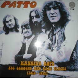 Patto ‎– Hanging Rope - Double LP Vinyl