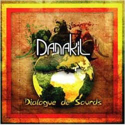 Danakil ‎– Dialogue De Sourds -Double LP Vinyl