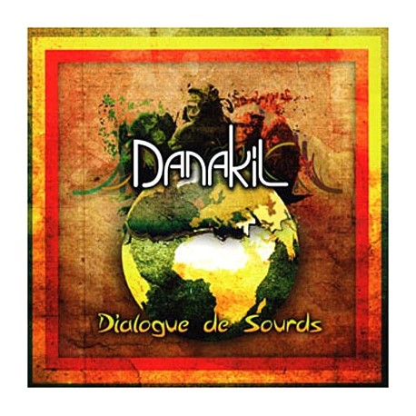 album danakil dialogue de sourd