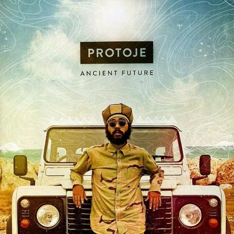 Protoje – Ancient Future - Double LP Vinyl - Gatefold