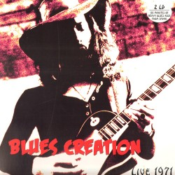 Blues Creation ‎– Live 1971 - Double LP Vinyl