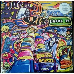 Lincoln Street Exit ‎– Drive It - LP Vinyl Special Edition with 4 Bonus Tracks