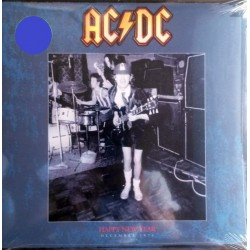 AC/DC ‎– Happy New Year - December 1974 - LP Vinyl - Coloured Blue