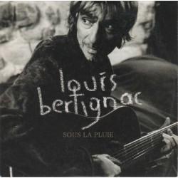 Bertignac Louis - Sous La Pluie - CD Single Promo