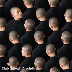 Club Cheval - Discipline - Double LP Vinyl + MP3 Code