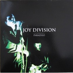 Joy Division ‎– Paradiso - LP Vinyl - Live at the Paradiso Amsterdam