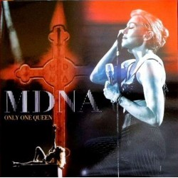 Madonna - MDNA ‎– Only One Queen - Double LP Vinyl - Black