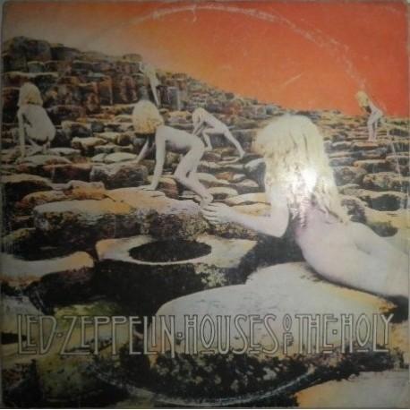 Led Zeppelin – Houses Of The Holy - LP Vinyl Yugoslavia