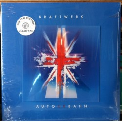 Kraftwerk ‎– Auto Uk Bahn - LImited Edition - Coloured - Double LP Vinyl