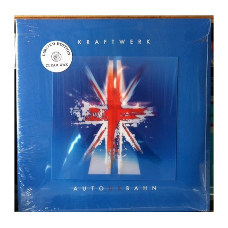 Kraftwerk – Auto Uk Bahn - LImited Edition - Coloured - Double LP Vinyl