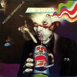 Kornelyans – Not An Ordinary Life - LP Vinyl