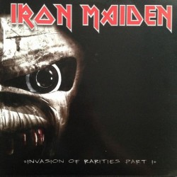 Iron Maiden ‎– Invasion Of Rarities Part 1 et 2 - Coloured Vinyls