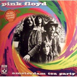 Pink Floyd ‎– Amsterdam Tea Party - Double LP Vinyl - White Labels