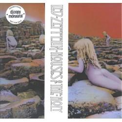 Led Zeppelin – Houses Of The Holy - Coloured White - DJ Copy Monaural Promo
