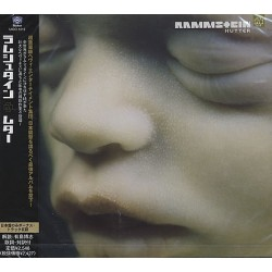 Rammstein ‎– Mutter - LP Vinyl - pochette Gatefold