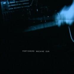 Portishead – Machine Gun - CDr Single Promo