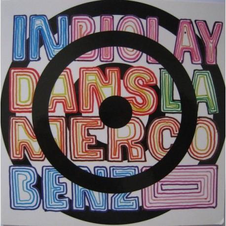 Biolay Benjamin - Dans La Merco Benz - CD Single Promo