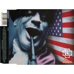 Rammstein – Amerika - CD Maxi Single - pressage Australia