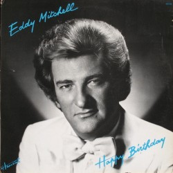 Eddy Mitchell ‎– Happy Birthday- LP Vinyl