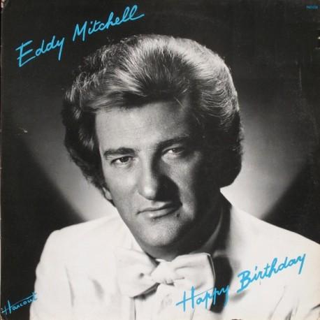 Eddy Mitchell – Happy Birthday- LP Vinyl