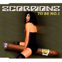 Scorpions – To Be No.1 - CD Maxi Single Promo