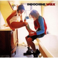 Indochine - Wax - Double LP Vinyl - Edition 180Gr
