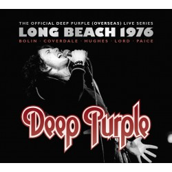 Deep Purple - Long Beach 1976 - Triple LP Vinyl Gatefold - Edition 2016