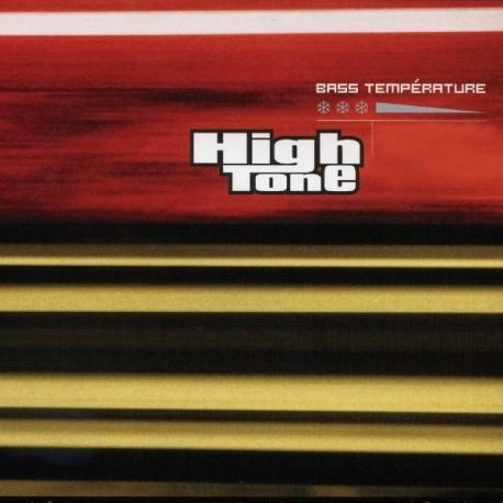High Tone – Bass Température - Maxi Vinyl 12 inches