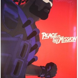 Major Lazer ‎– Peace Is The Mission- LP Vinyl + CD