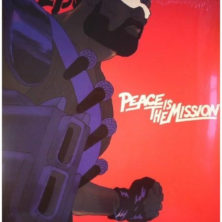 Major Lazer – Peace Is The Mission- LP Vinyl + CD