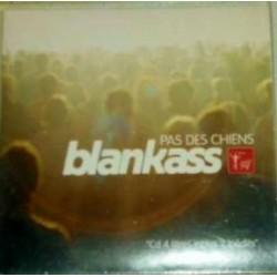 Blankass - Pas Des Chiens - CD Single 4 Tracks