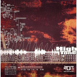 High Tone ‎– Acid Dub Nucleik (ADN) - Double LP Vinyl
